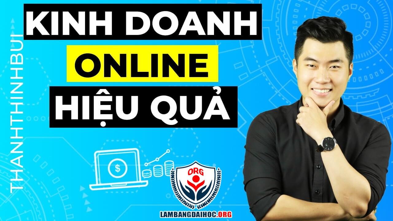 Bạn có thể kinh doanh online