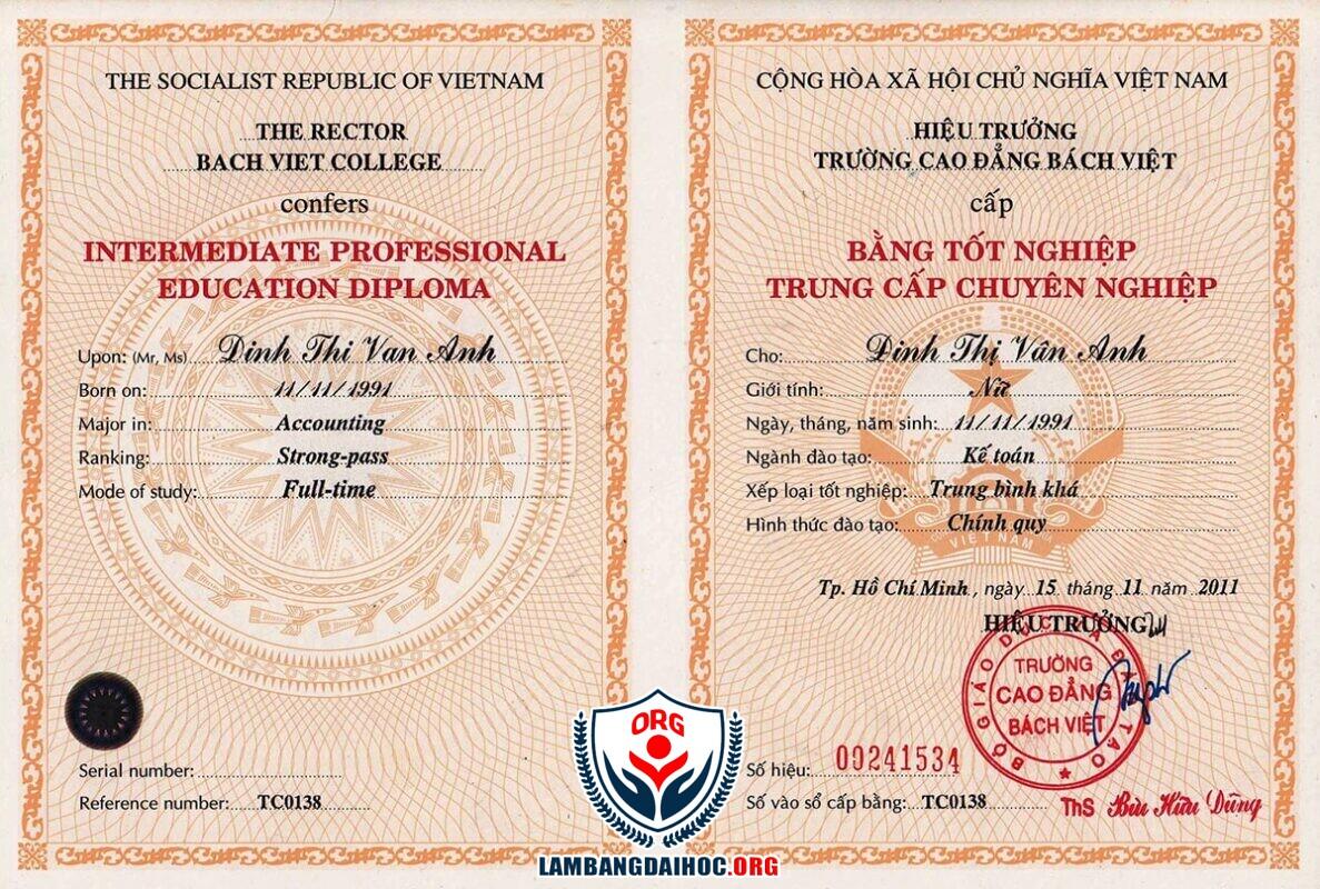 Tại sao bạn nên làm bằng tốt nghiệp trung cấp có hồ sơ gốc tại đơn vị uy tín?